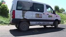 Onlinemotor Abenteuer Allrad 2015 Vw Crafter 4motion