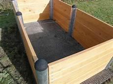 Hochbeet Bauanleitung Deinen Hochbeetfreunden
