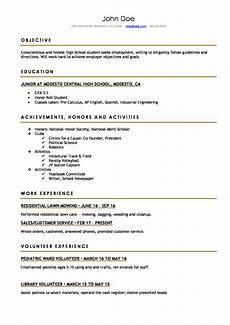 high school 3 resume templates pinterest resume