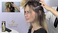 Extensions 224 Cheveux Naturels Hair Clip