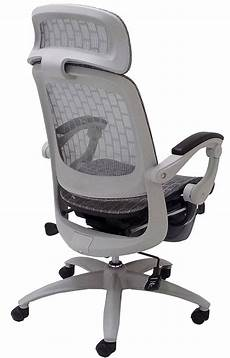 Office Chairs That Recline by Elastic All Mesh Reclining Office Chair W Adjustable
