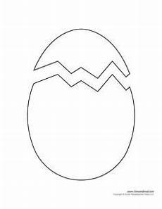 Ostereier Malvorlagen Umwandeln Osterei Vorlage Umrisse Easter Easter