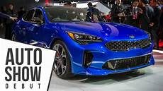 See More Of The 2018 Kia Stinger