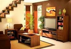 Hiasan Ruang Tamu Rumah Flat Desain Rumah Minimalis