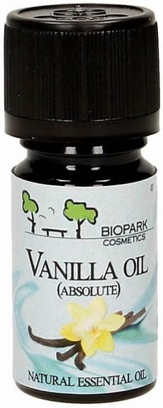 biopark cosmetics huile essentielle de vanille 10 5 ml