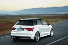 2012 Audi A1 Sportback Five Door Revealednonstopcars