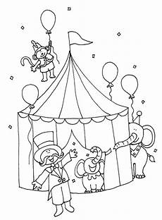 free circus coloring pages at getcolorings free