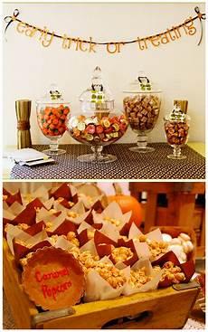 fall wedding shower decorations