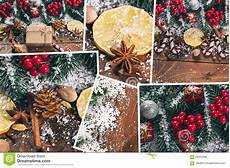 christmas collage image of merry holiday 63441098