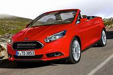 2014 Ford Focus Cabrio Looks But Unlikely To Happen