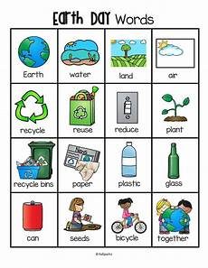 taking care of the earth worksheets 14434 earth day vocabulary words pictures printable discussion writing center free planets