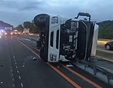 knutwil a2 lu lastwagenchauffeur bei selbstunfall