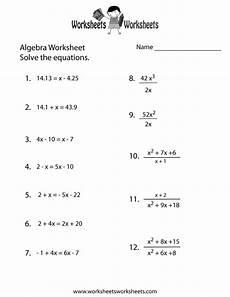 algebra practice worksheet printable algebra worksheets algebra math worksheets