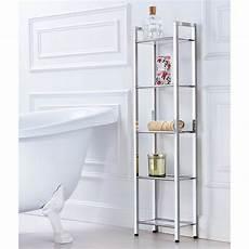 glasregal bad glasregal 5er schmal elegante glasregale erg 228 nzen jedes