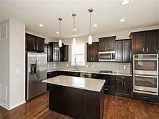 kitchen cabinetry in a new edgewater b move in home homesite 0001 in stella