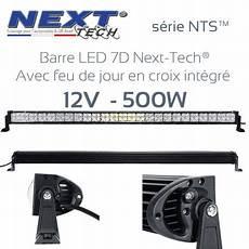barre a led 4x4 barre led 7d 4x4 12v 500w 1320mm s 233 rie nts
