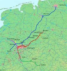 köln frankfurt entfernung duisburg dortmund railway