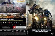 transformer dvd en mp4 br capas de dvd transformers 4 a era da extin 231 227 o