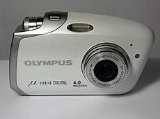 Mini Digital Front Rear Digital by Digicamreview Olympus Mju Mini Digital Review