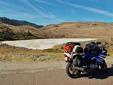 On A Test 233 Traverser Le Canada 224 Moto