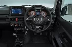 suzuki jimny interior sat nav dashboard what car