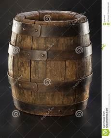 vieux baril en bois image stock image du tonnelier salle