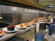 conveyor belt sushi review of kuru kuru sushi aiea hi