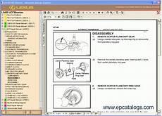 online service manuals 1997 lexus gs spare parts catalogs lexus ls 430 repair manual cars repair manuals