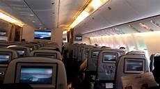 Kabin Pesawat Saudia Saudi Arabia Airline
