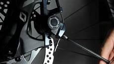 Scheibenbremse Am Fahrrad Einstellen 2rad Nrw