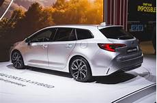 New 2019 Toyota Corolla Touring Sports Pricing Revealed