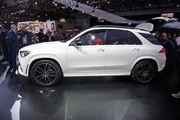 All New 2020 Mercedes Benz GLE SUV Bows In Paris  CarBuzz