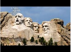 donald trump on mount rushmore