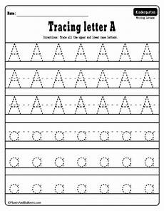 letter trace worksheets printable 23807 alphabet tracing worksheets a z free printable bundle primeros grados ingles basico para
