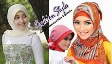 Model Jilbab Keren Terbaru Trend 2016 Paling Keren