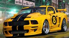 cars tuning ford mustang 3d wallpaper 64355