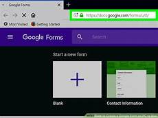 how to create a google form on pc or mac with pictures