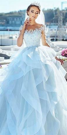 how about a blue wedding dress this time medodeal com