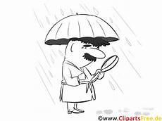 Malvorlage Detektiv Ausdrucken Regen Detektiv Vorlage Zum Ausmalen Gratis