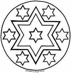 Ausmalbilder Weihnachten Ausdrucken Sterne Einzigartig Mandala Weihnachten Zum Ausdrucken Mandalas