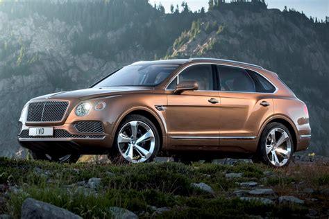 Bentley Rolls Out All-new Bentayga Ultra-luxury Suv