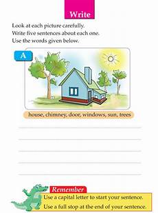 pictorial composition worksheets 22726 writing skill grade 1 picture composition 5 picture composition writing comprehension