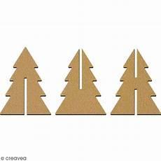 sapin 3d en bois 224 d 233 corer et 224 monter 15 cm