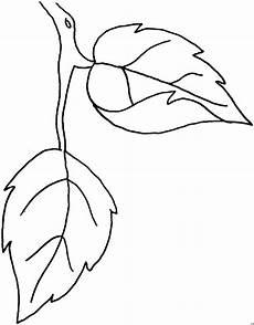 blatt skizziert ausmalbild malvorlage blumen