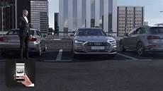 2018 Audi A8 Ai Parking Pilot And Garage Pilot