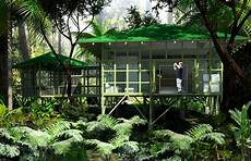 Tropical Forest Home Designs Sustainable Constructions