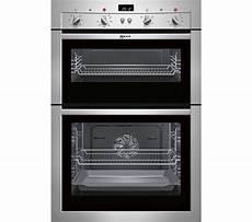 buy neff u14m42n3gb electric oven stainless steel