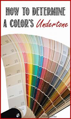 choosing color how to find the undertone colors palettes pattern the undertones faux