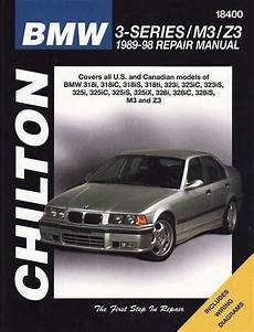 chilton car manuals free download 2010 bmw 3 series head up display bmw 3 series e36 m3 z3 1989 1998 workshop manual