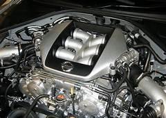 Nissan VR38DETT EngineJPG  Wikimedia Commons